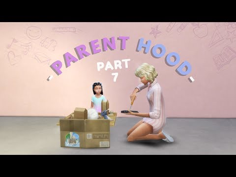 Let's Play The Sims 4 PARENTHOOD  |  FLEE MARKET!  |  Part 7