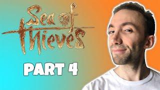 Sea of Thieves Gameplay Part 4 - ببینید چیکار کردیم