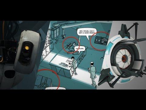 Связь Portal и HALF-LIFE