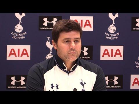 Mauricio Pochettino Full Pre-Match Press Conference - Tottenham v West Brom