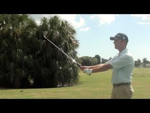 """Andy Scott's Golf Tips -  """"Tension in the Golf Swing""""  Andy Scott PGA"""