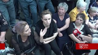 Անկախություն կերտածներին չեն հարգում, գնում են Գյումրի անկախության տոն նշեն. բողոքի ակցիա