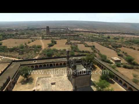 Best of Gandikota Fort and Gorge aerials : 4K
