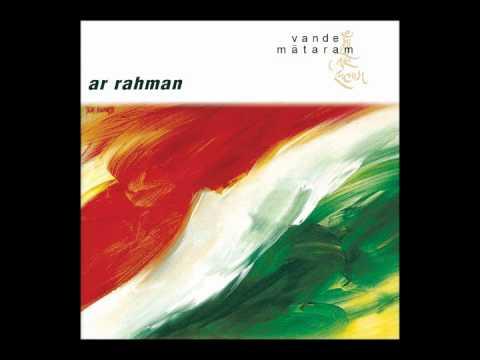 Download Lagu  AR Rahman Vande Mataram the reprise Mp3 Free