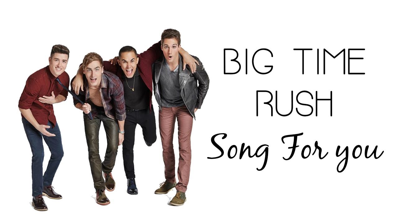 Big Time Rush – Big Time Rush Lyrics | Genius Lyrics