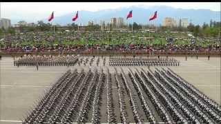 ✠El mejor desfile militar de Chile y Sudamerica✠