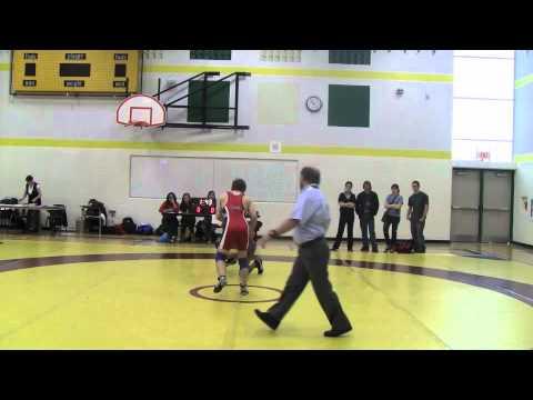 2011 Toronto Open: 54 kg Jonathon Babulall vs. Michio Clark