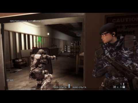 Tom Clancy's Rainbow Six Vegas 2 (multiplayer gameplay) HD #3 |