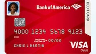 BoA Debit Card