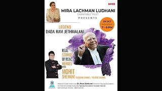 Episode 8 - Legend Dada Ram Jethmalani