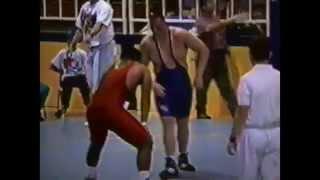 1996 Nebraska State Freestyle Wrestling