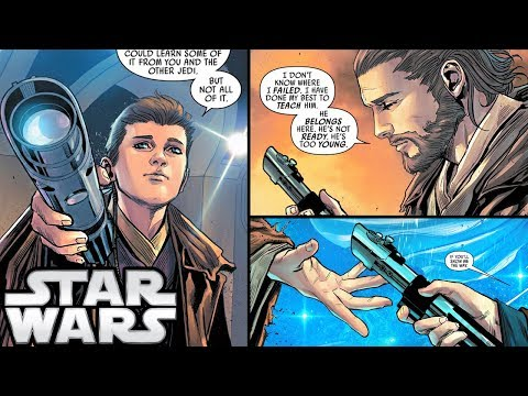How Anakin Told Obi-Wan He QUIT Being a Jedi - (CANON) - Star Wars Explained