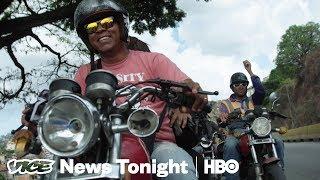 Venezuela's Armed Civilians & Homeless App: VICE News Tonight Full Episode (HBO)