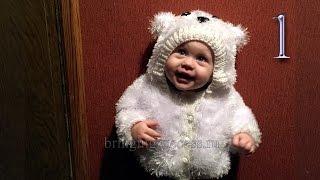 Кофта Медвежонок с капюшоном вязание спицами подарок своими руками