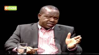 The Big Question: CS Fred Matiang'i Discusses Media Freedom And Land Leases