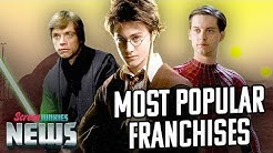 The Most Popular Franchises Ever - Charting with Dan!