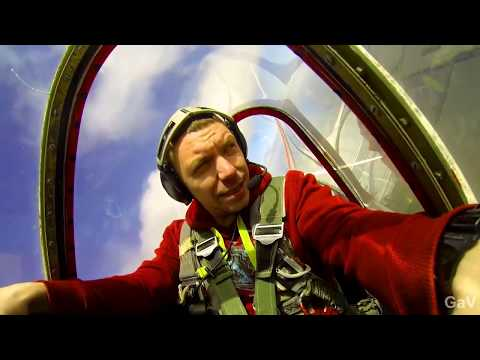 Полет на самолете ЯК 52 Львов