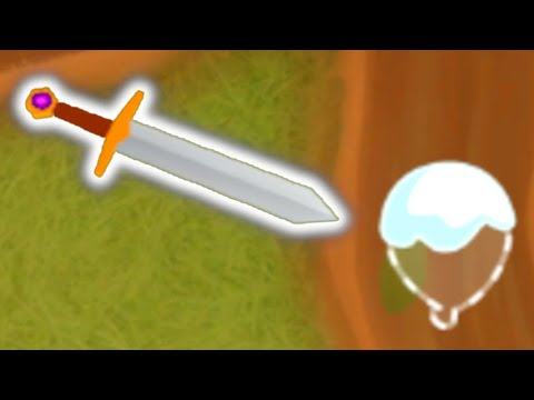 Download This SECRET Sword Actually Does Damage Now! (Bloons TD 6)