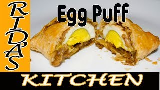egg puffs | Tasty  crispy Egg puffs