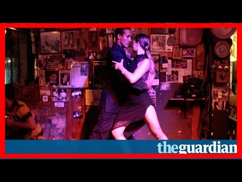 Breaking News | Montevideo, the other city of tango