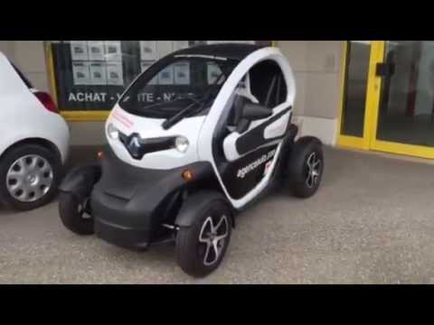 renault twizy intens 80 occasion saisir youtube. Black Bedroom Furniture Sets. Home Design Ideas