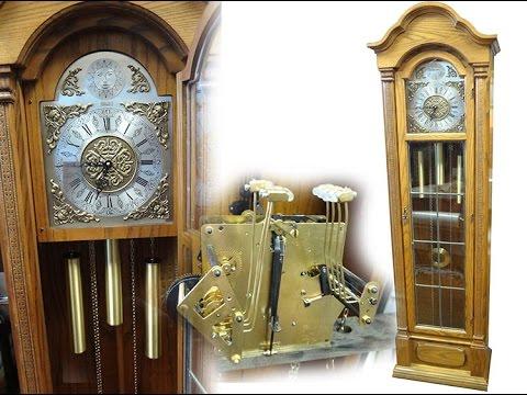 Colonial Grandfather Clock Repair YouTube