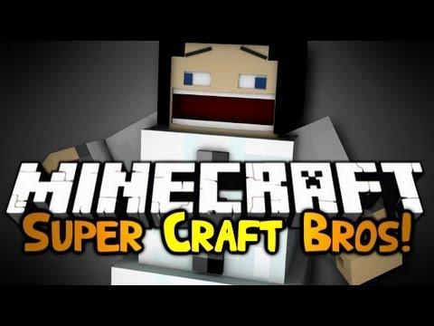 "Minecraft: Mini Game: ""WHAT AM I?!"" Super Craft Bros! #1"