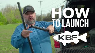How to Launch a Fishing Kayak