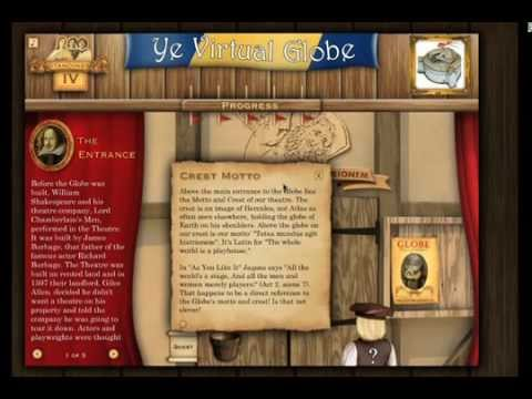 Virtual Globe Theatre Game-based Simulation