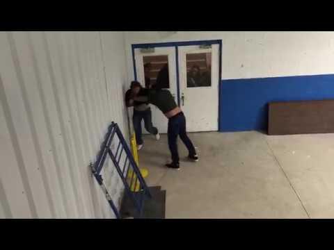 Hockey Fan Fights