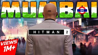 Hitman in Mumbai | Hitman 2 Gameplay in hindi | Walkthrough part 4 | हिंदी में