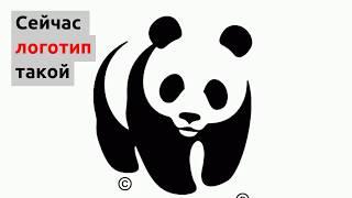 Что за панда изображена на логотипе WWF