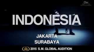 [OFFICIAL TEASER] 2015 S.M. Global Audition