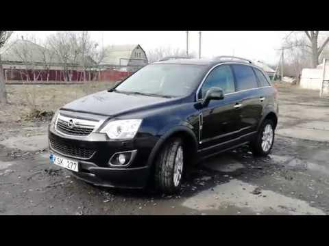 Opel Antara 2012г. Авто из Литвы. UAB VIASTELA