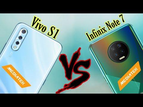 Infinix Note 7 Vs Vivo S1 Speed Test And Comparison ...