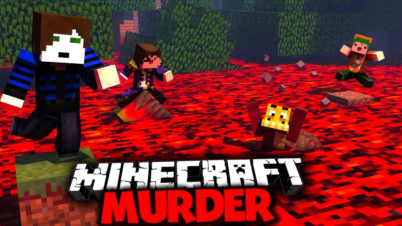 DIESE FALLE TÖTET EINFACH JEDEN Minecraft MURDER YouTube - Minecraft murderer jetzt spielen