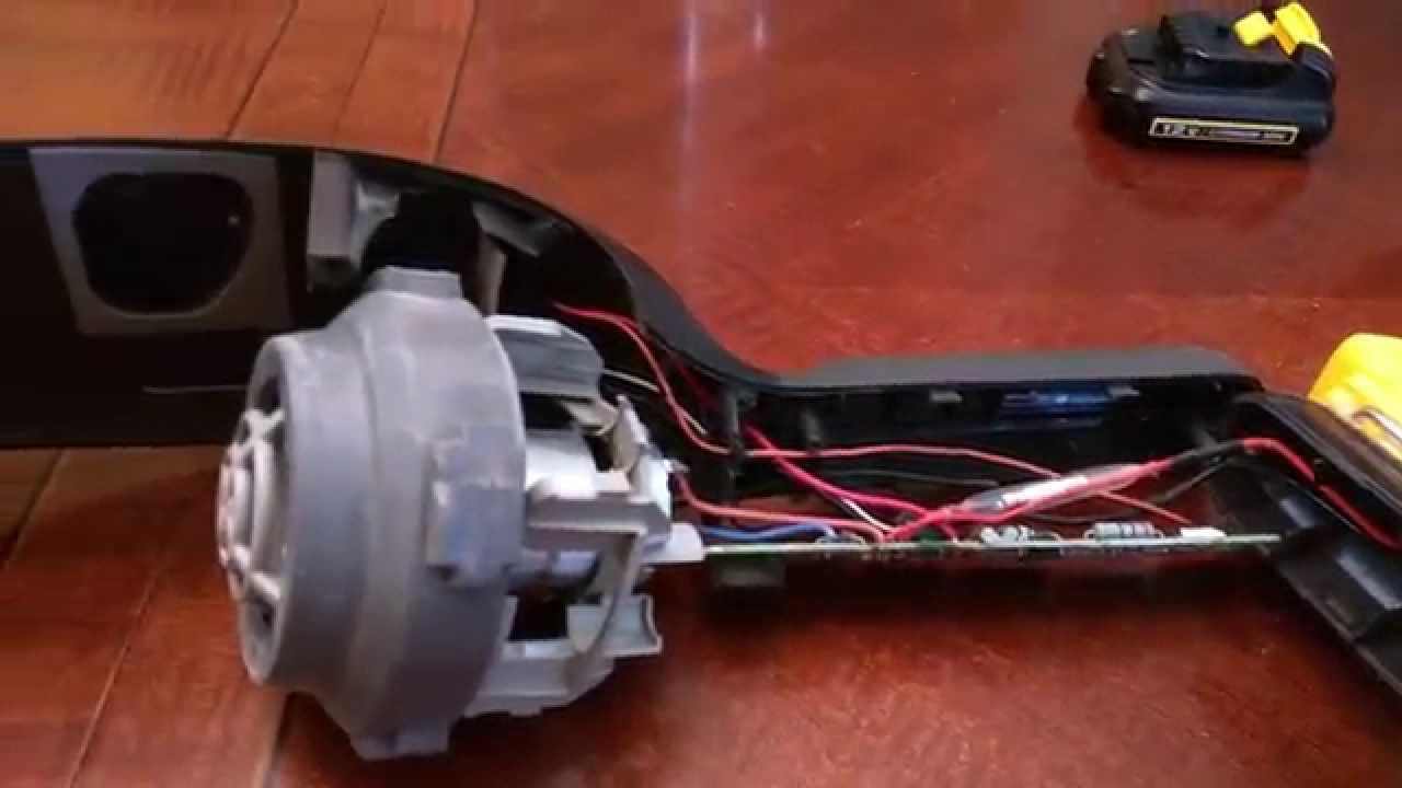 hight resolution of electrolux ergorapido battery replacement wiring part 2