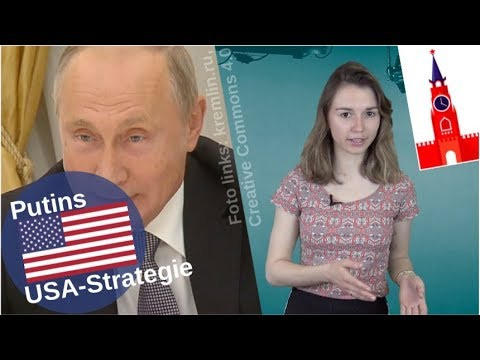 Putins USA-Strategie