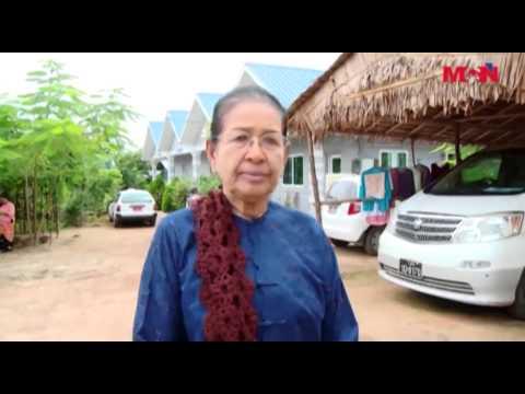 အေမမ်ားအရြယ္ကို ေရာက္ရွိေနၿပီျဖစ္တဲ့ တစ္ခ်ိန္က ရုပ္ရွင္မင္းသမီးမ်ား