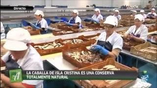 Las conservas USISA en Las Mañanas de Ana, de Canal Sur - USISA