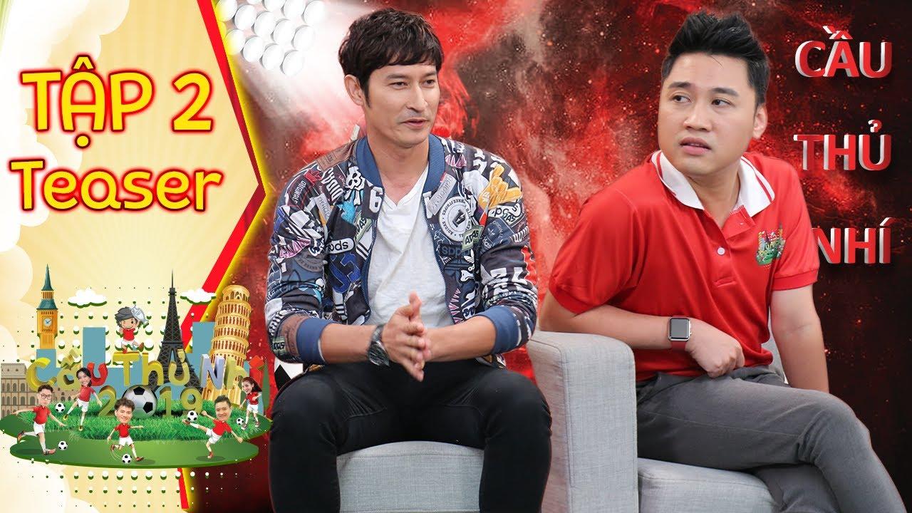 Huy Khánh, Don Nguyễn xuất hiện bất đồng khi tuyển chọn top 20   Cầu Thủ Nhí 2019   Teaser Tập 2