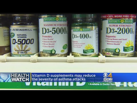 Vitamin D May Reduce Asthma Severity; Smell Test Could Predict Dementia Risk