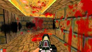 Brutal Doom V19 - Final Doom The Plutonia Experiment - Map32 Go 2 It