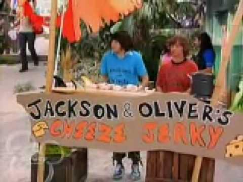 Mitchel Musso & Jason Earles - Cheese Jerky