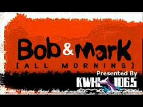 Joe Miller on Bob and Mark