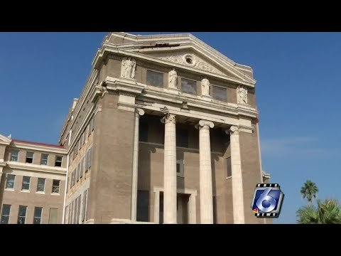 Sale of 1914 Nueces County Courthouse to be finalized