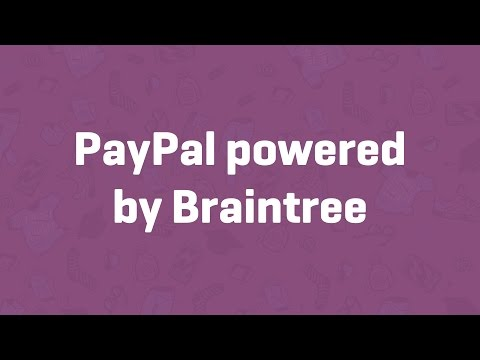 PayPal powered by Braintree - WooCommerce Guided Tour