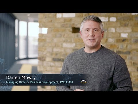 Creating an Innovation Culture With Darren Mowry, Managing Director, Business Development, AWS
