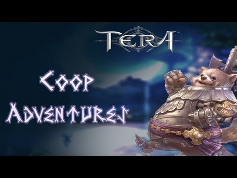 Popori Coop Adventures in Tera europe Episode 1