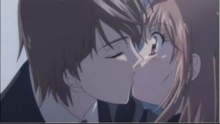 Hot Anime Kisses